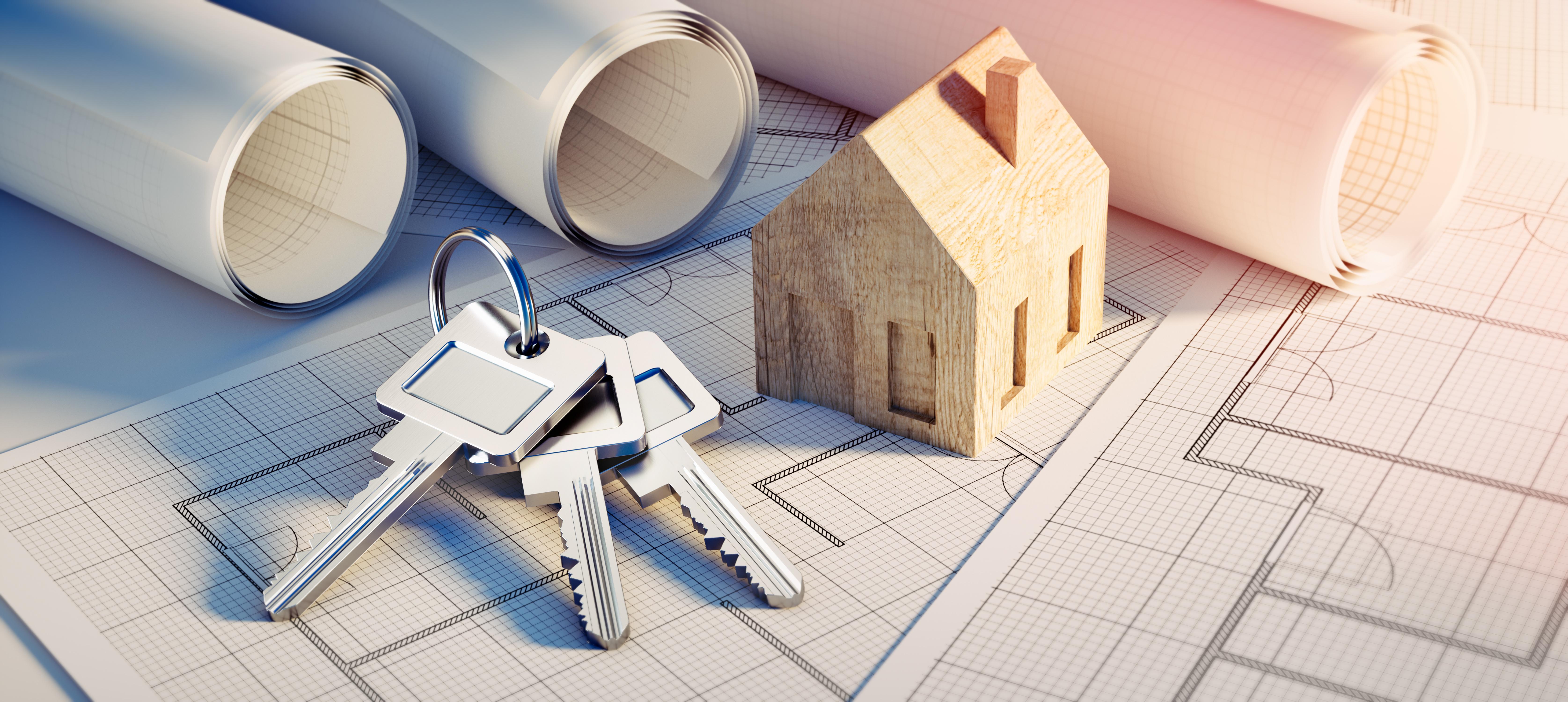 Schlüsselfertige Ein- & Mehrfamilienhäuser
